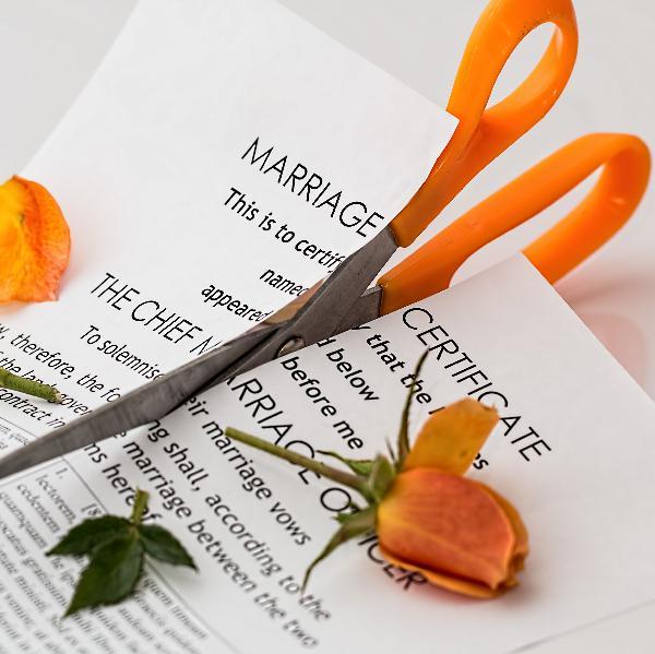 Il ne faut pas divorcer