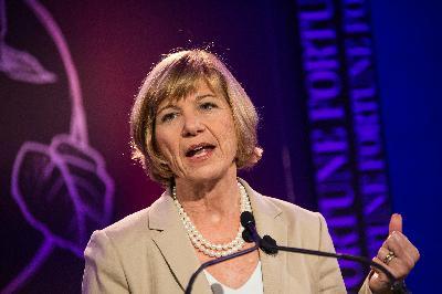 BONUS EPISODE: Pandemic Perspectives with Sue Desmond-Hellmann
