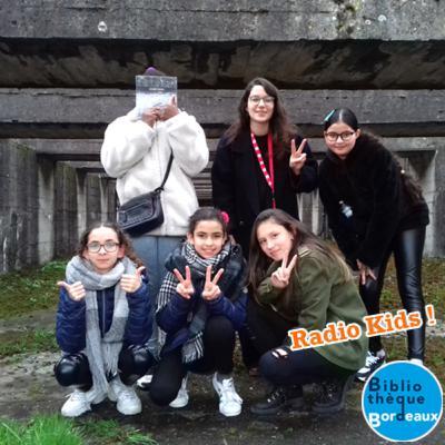 Radio Kids [saison 2] : Histoire et projets de la Base sous-marine de Bordeaux !