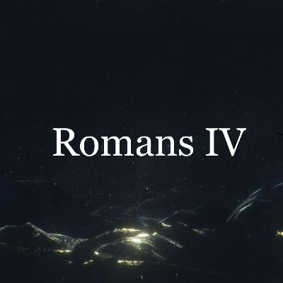 Romans 4:9-15 - Rally to Abraham and the Law in FAITH