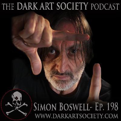 Simon Boswell- Ep. 198