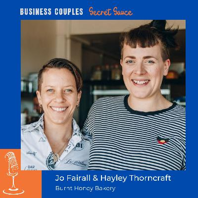 Hayley Thorncraft & Jo Fairall - Burnt Honey Bakery