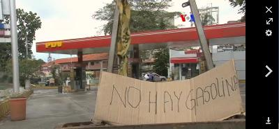 Venezuela out of gas. Mexico playing catch-up to the virus. Mary O'Grady: @MaryAnastasiaOG
