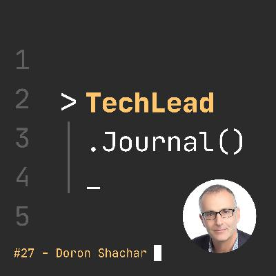 #27 - Tech Entrepreneurship Venture from Israel to Vietnam - Doron Shachar