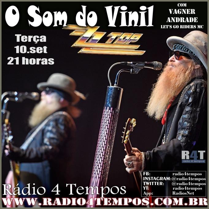 Rádio 4 Tempos - Som do Vinil 14:Rádio 4 Tempos