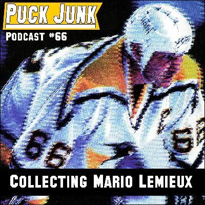 Collecting Mario Lemieux | #66 | 8/6/2020