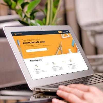 Come supportare la scuola dei nostri figli comprando su Amazon, un click per la scuola
