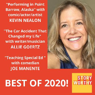 655 - Best of 2020 with Actor/Comic Kevin Nealon, Writer/Musician Allie Goertz & Comedian Joe Manente