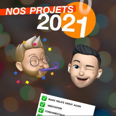 Nos projets 2021