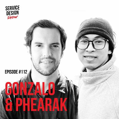 Simple solutions with major impact / Gonzalo & Phearak / Episode #112