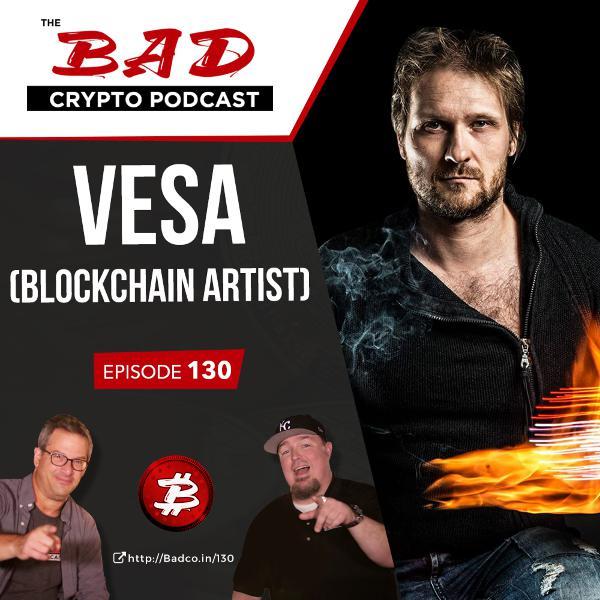 Art on the Blockchain? VESA Says Yessa