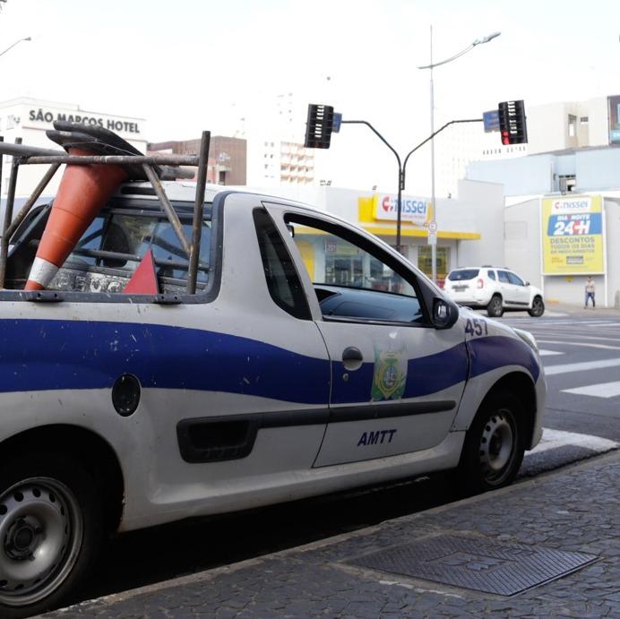 AMTT anuncia bloqueio em ruas no Centro de Ponta Grossa