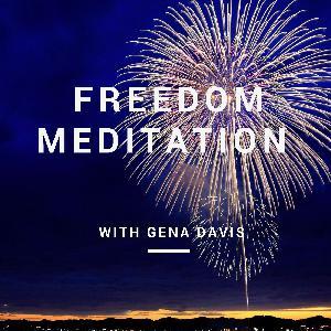 Freedom Meditation with Gena Davis