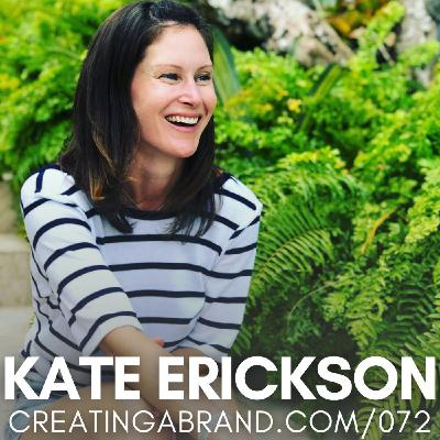 How to Ditch Being Busy so You Can Grow Your Business with Kate Erickson