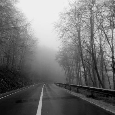 Relatos de sucesos aterradores en carreteras