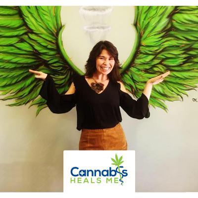 Ep 123 - Deirdra Martinez - Cannabis for Anxiety