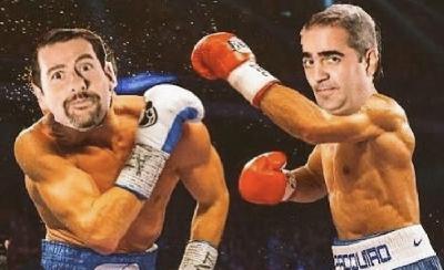 """Pulpomo narra la pelea del año: Eduardo Videgaray VS """"El Estaca"""""""