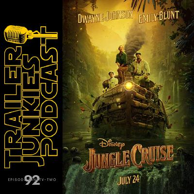 Dolittle & Jungle Cruise