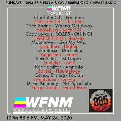 WFNM Radio Show - 5/24/20 Full Show