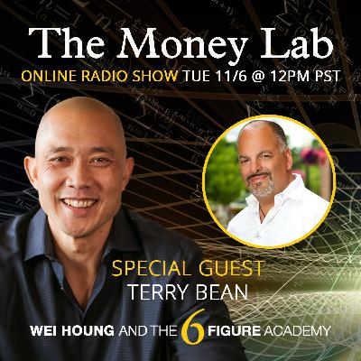 """Episode #87 - The """"Where's The Child Support Check?"""" Money Story with guest Terry Bean"""