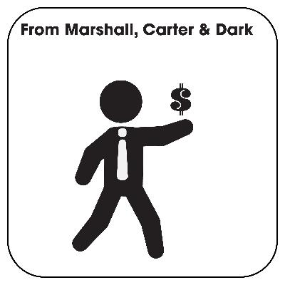 From Marshall, Carter, and Dark