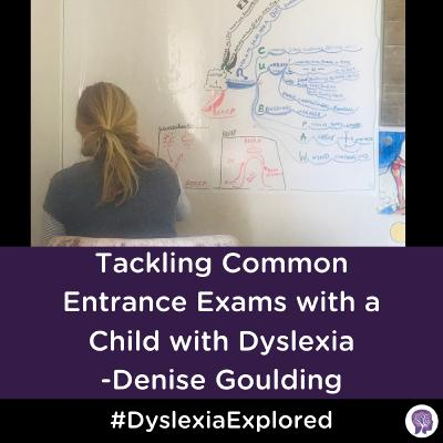 #93 Tackling Common Entrance Exams with a Child with Dyslexia