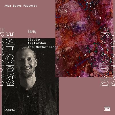 DCR551 – Drumcode Radio Live – SAMA Studio Mix recorded in Amsterdam