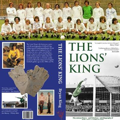 Bryan King - The Lions' King Autobiography 031120