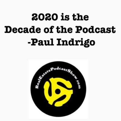 Episode 182: 2020 is the decade of the podcast