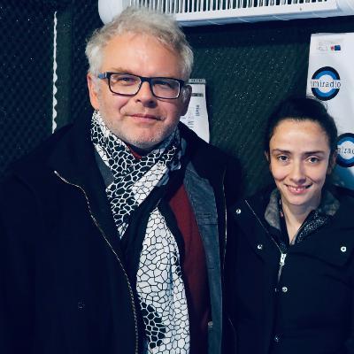 Ahora Colombia: Entrevista con Artur Domosławski y Silvana Gutierrez.