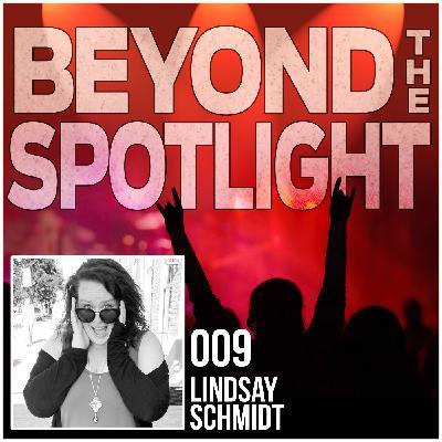 Ep. 009: Lindsay Schmidt - Child Wrangler