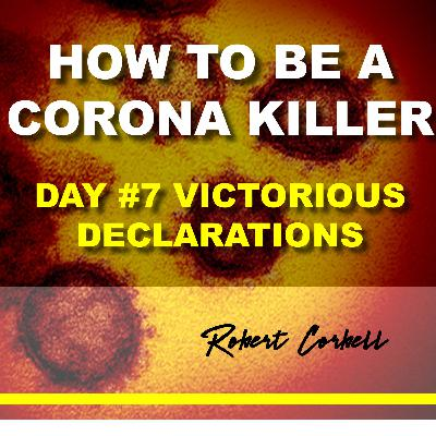 How to be a Corona Killer