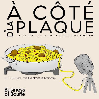 À Côté De La Plaque #6 | Glenn Viel – L'Oustau de Baumanière | Chef triplement étoilé, il aime la pêche et le pâté.