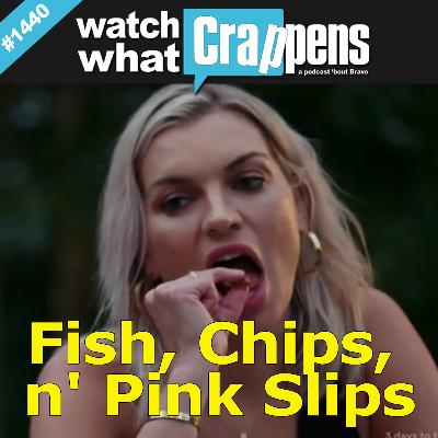 Summer House: Fish, Chips, n' Pink Slips