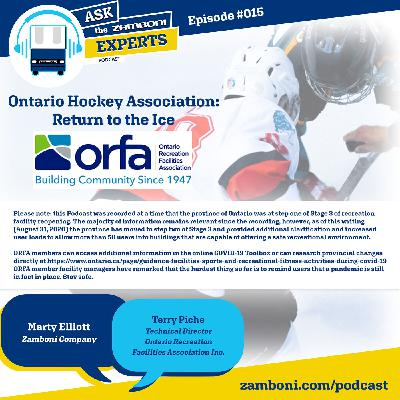 Episode #015: OHA Return to the Ice