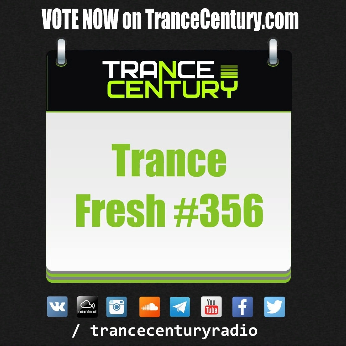 Trance Century Radio - RadioShow #TranceFresh 356