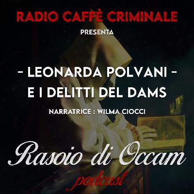 Leonarda Polvani e i delitti del Dams