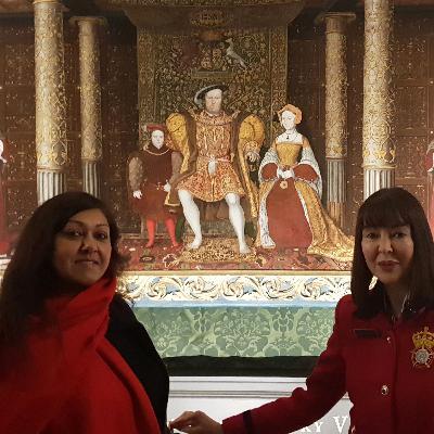 Halloween Ghosts at Hampton Court Palace