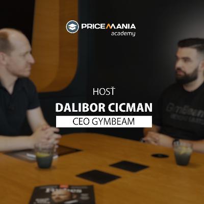 Dalibor Cicman (Gymbeam) - Ako získať do e-commerce firmy najlepších ľudí a ako ich motivovať