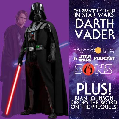 The Greatest Villains in Star Wars - Darth Vader