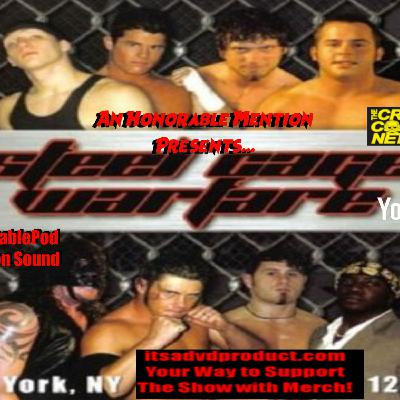 Episode 91: Steel Cage War