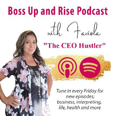 "45: The Social Media Platform link Game with Faviola ""the CEO Hustler"" Faviola 