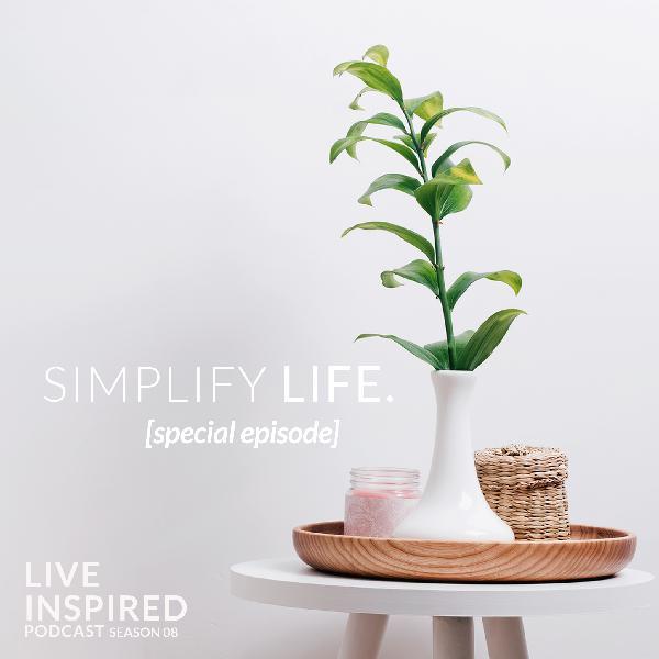 Simplify Life S8 Ep 86
