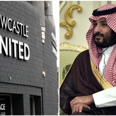 Saudi Sports Diplomacy - A Train Barrelling Towards An Abyss