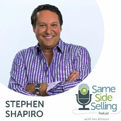 233 | Reframe Problems and Tap Into Innovation, Stephen Shapiro
