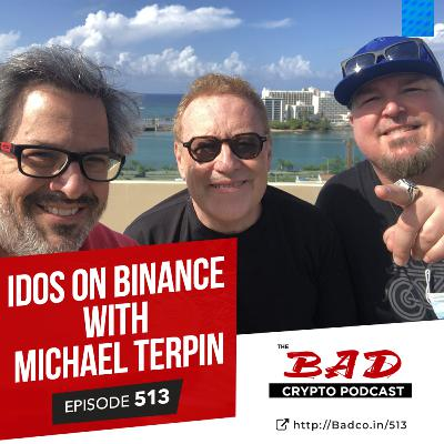 IDOs on Binance with Michael Terpin