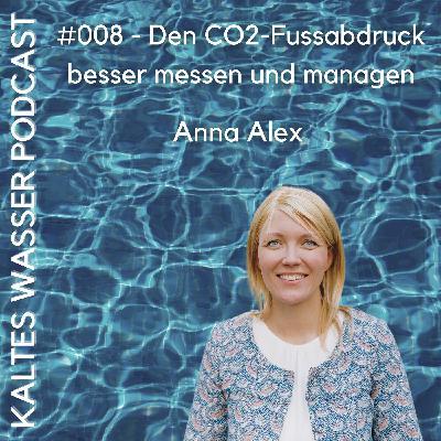 #008 Den CO2-Fussabdruck besser messen und managen (Anna Alex | Outfittery und planetly)