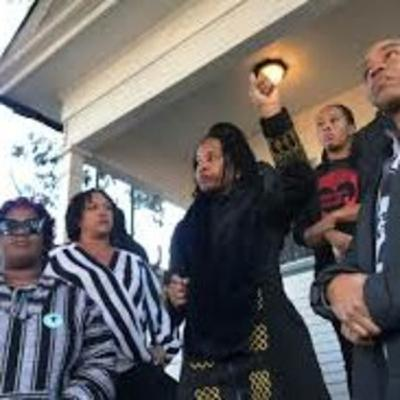 Single Mothers evicted from California bank owned house and jailed