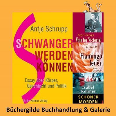 Unterwegs auf der Buchmesse: Interview mit Ulrike Helmer vom Ulrike Helmer Verlag