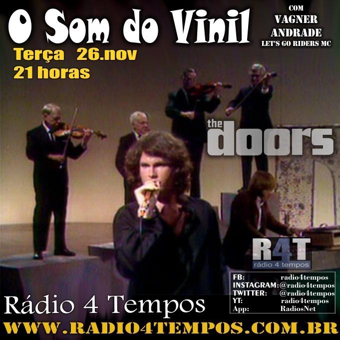 Rádio 4 Tempos - Som do Vinil 22:Rádio 4 Tempos